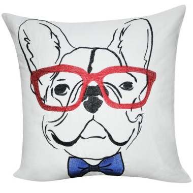 Dog-Decorative-Throw-Pillow