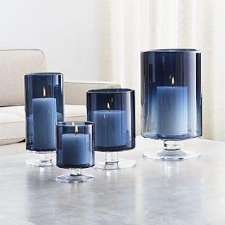 london-blue-hurricane-candle-holders
