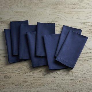 set-of-8-fete-navy-blue-cloth-napkins